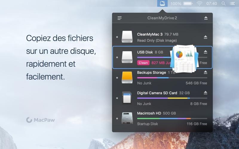 CleanMyDrive le petit nouveau de chez MacPaw gratuit-capture-3