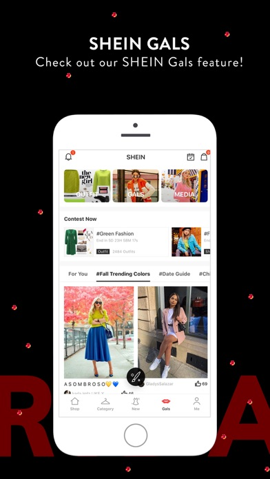 Screenshot for SHEIN-Fashion Shopping Online in Viet Nam App Store