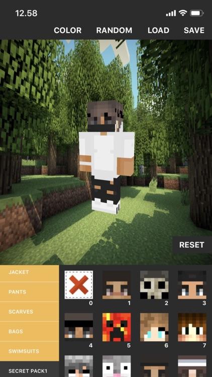 Custom Skin Creator screenshot-6