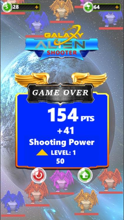 Galaxy Alien Shooter Attack screenshot-5