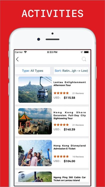 Hong Kong Travel Guide .. screenshot-5
