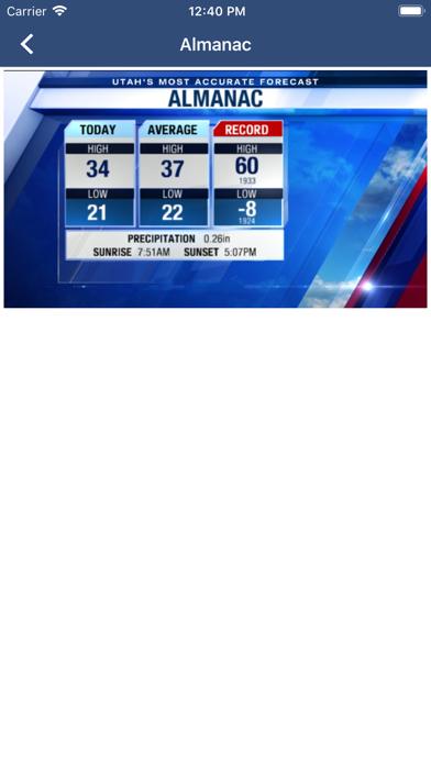 ABC4 Weatherのおすすめ画像5