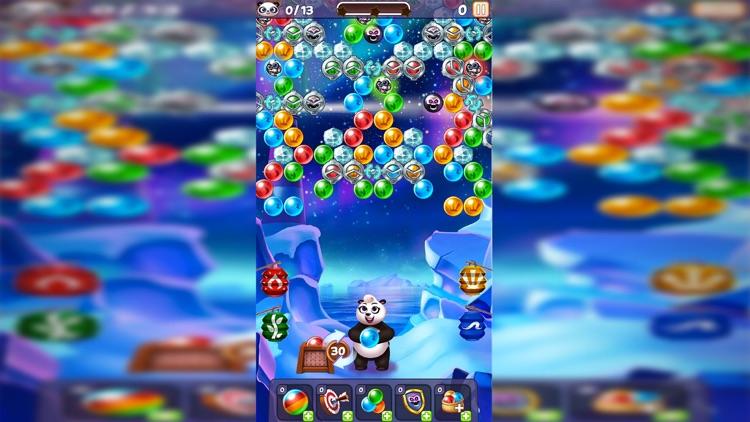 Panda Pop! Bubble Shooter Game screenshot-8