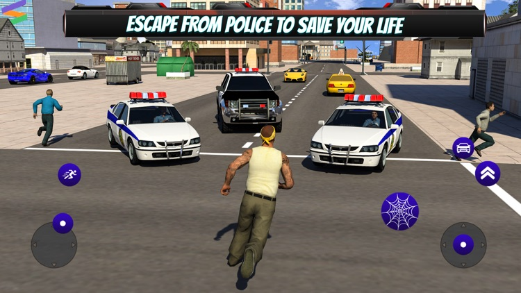 Gangster War Mafia Hero screenshot-3