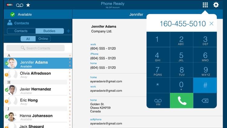 123Net Softphone screenshot-6