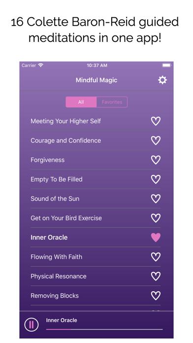 Mindful Magic Meditations screenshot three