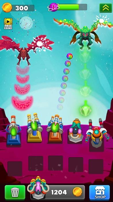 Idle Paintball Shooting Game screenshot 2