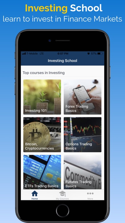 Investing School: Learn Invest