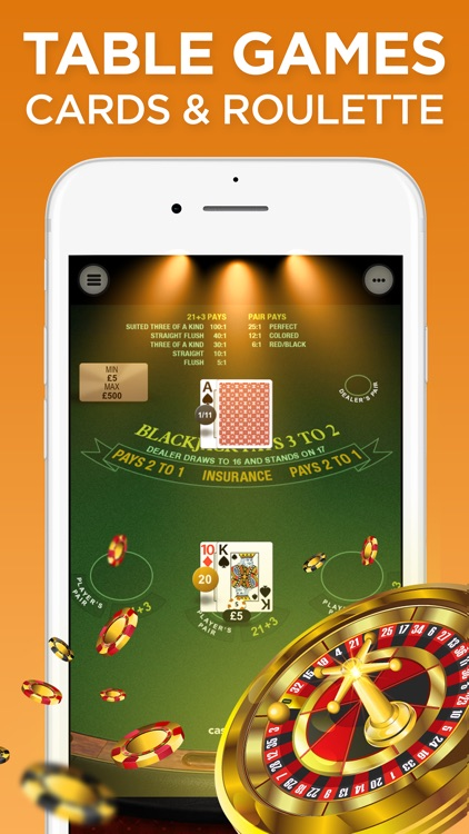 Casino.com: Live Games & Cards screenshot-4