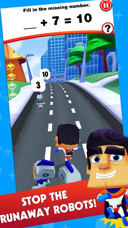 Kid Awesome: Fun Math Games screenshot-0