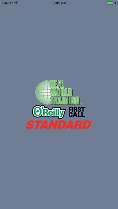 Screenshot for Standard Real World Training in United States App Store
