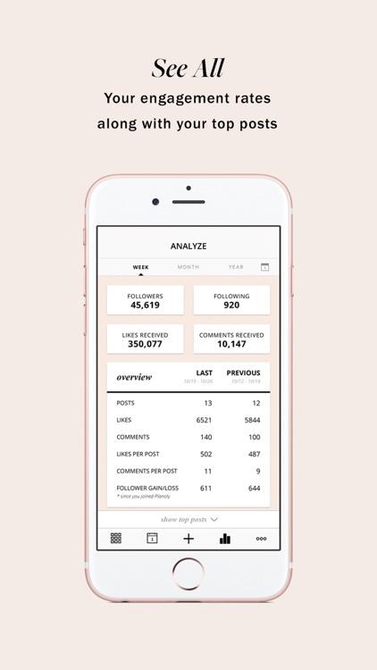 Planoly: Planner for Instagram screenshot-4