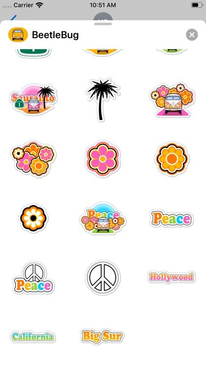 BeetleBug Stickers screenshot-3