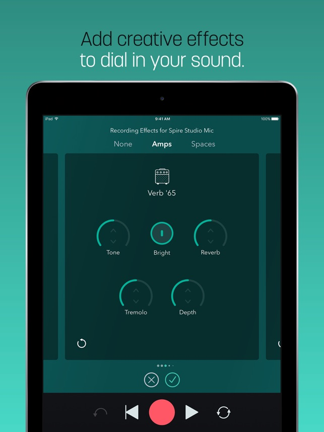 Spire Music Recorder on the App Store