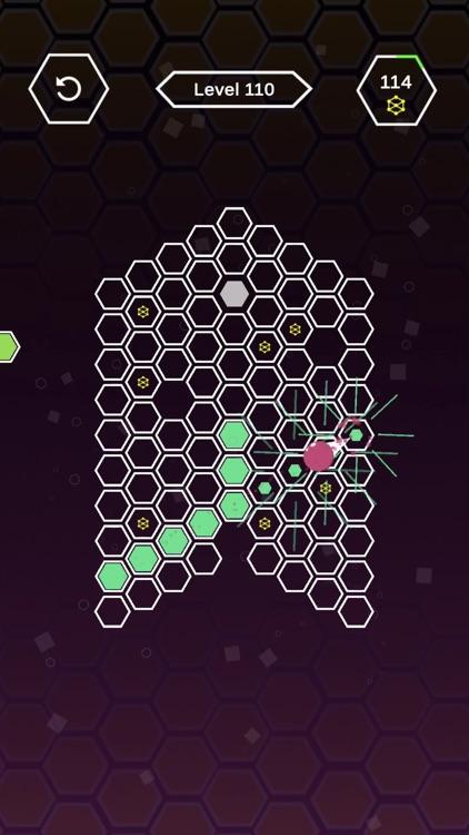 Roller Splat Hexagon screenshot-5