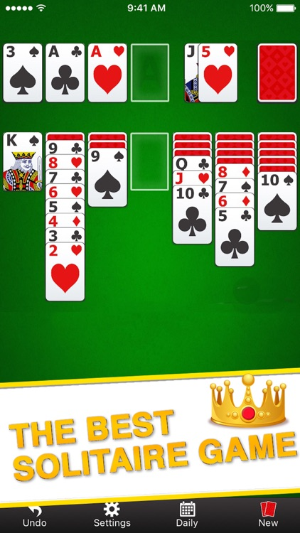 Solitaire Classic Patience screenshot-4