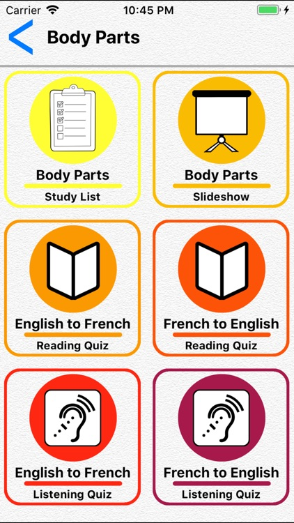 Quick and Easy French Lessons screenshot-3