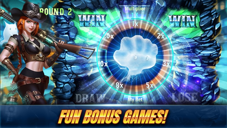Slotventures -Hot Vegas Slots screenshot-4