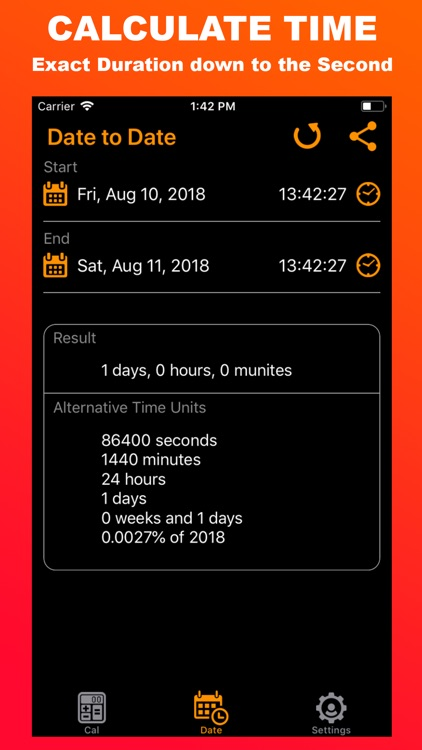 Date & Time Calculator PRO