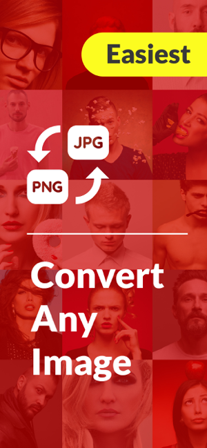 ‎JPG PNG Image, Photo Converter Screenshot