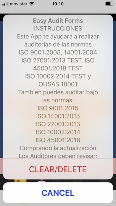 Descargar Auditorias Normas  ISO y OHSAS para Android