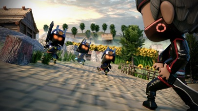 Mini Shadow Ninja Assassin RPG screenshot 4