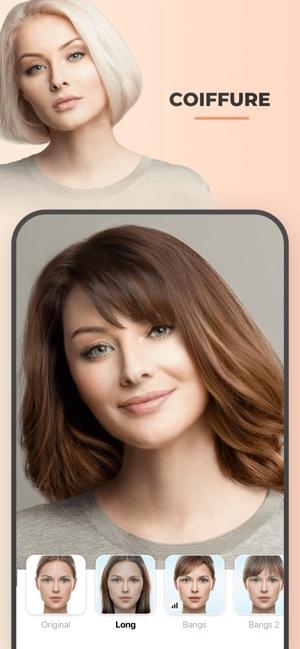 Faceapp Editeur Ia De Selfie Dans L App Store