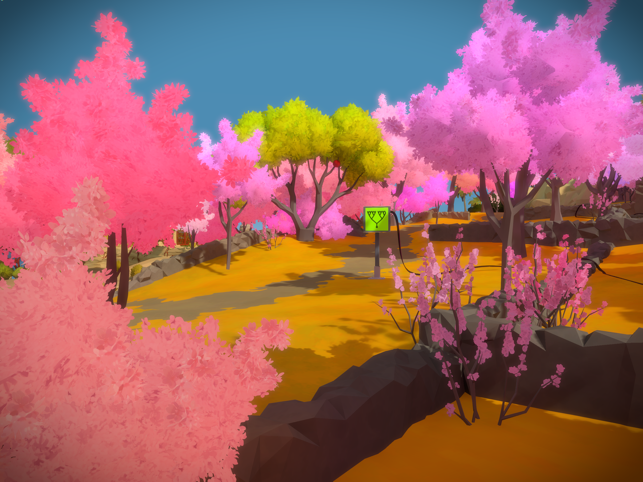 ‎The Witness Screenshot
