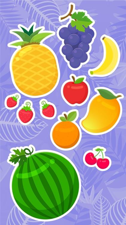 CandyBots Fruits Garden Kids 3