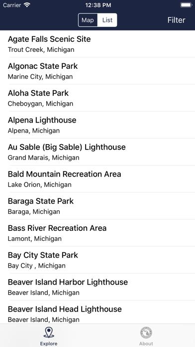 Explore Michigan screenshot four