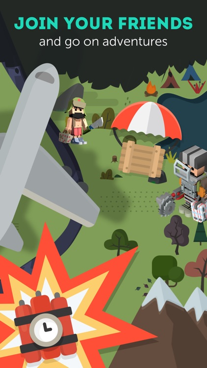 SURV: Raft Crafting Survival screenshot-5