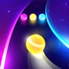 Dancing Road: Color Ball Run! - iPadアプリ