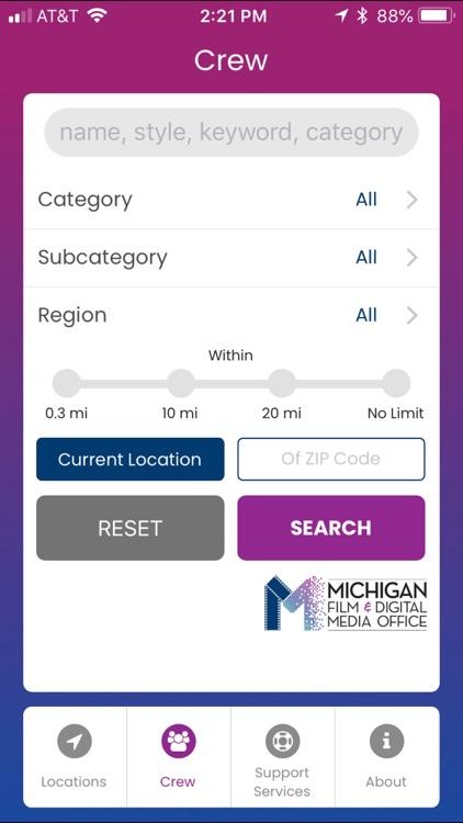 Michigan Film & Digital Media screenshot-6