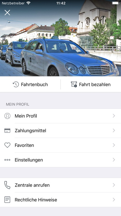 Taxi Linz 6969 screenshot-1