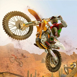 Moto Bike Stunt Racing Game