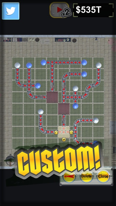 EYE FACTORY - funny game screenshot three