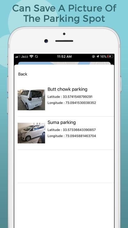 Find My Car Parking - Locator screenshot-3
