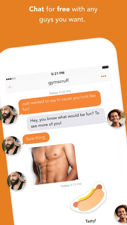 Thingbox - Gay Social Network screenshot-4