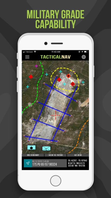 Tactical NAV