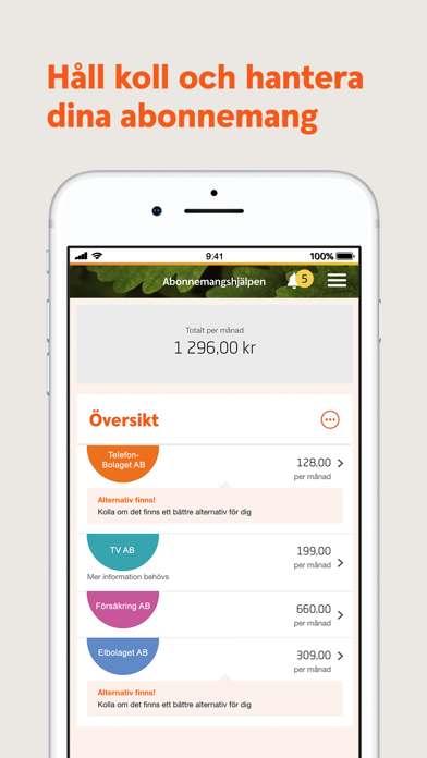 Screenshot for Swedbank privat in Austria App Store