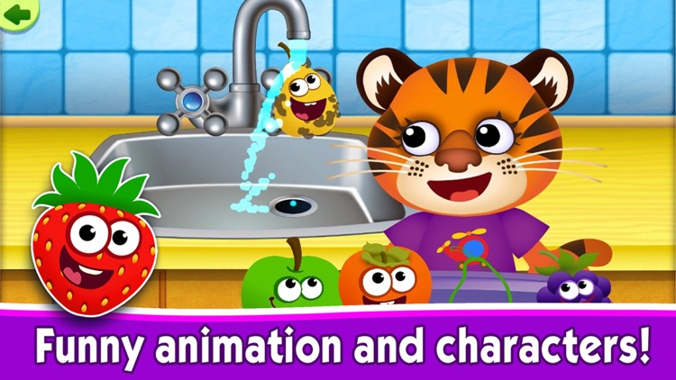 Learning Games 4 Kids Toddlers