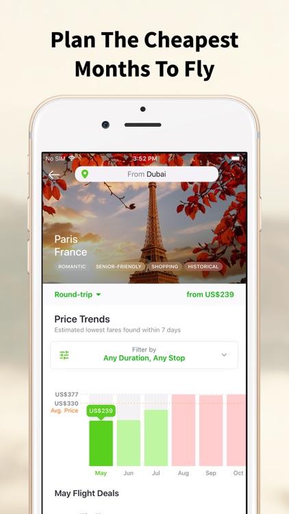 Wego Flights & Hotels Booking screenshot-8
