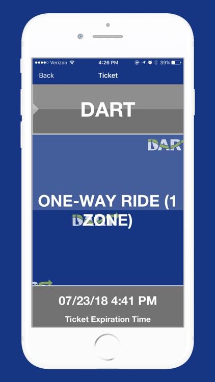 DART Pass Delaware screenshot-5