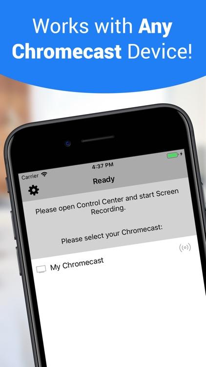 Mirror for Chromecast +