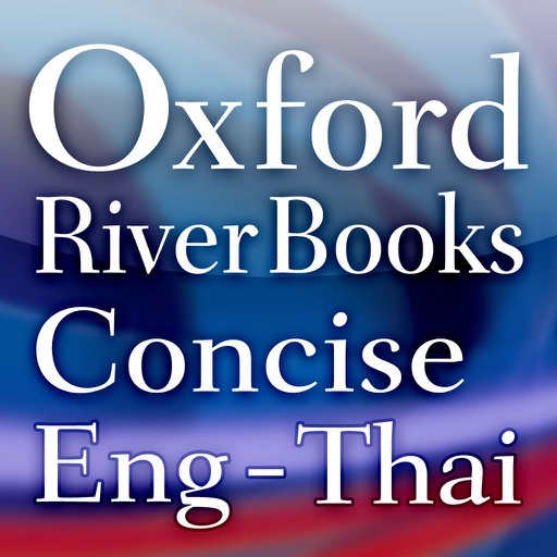 Oxford Riverbooks Concise Thai icon