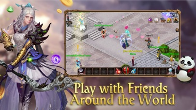 Conquer Online Ⅱ for windows pc