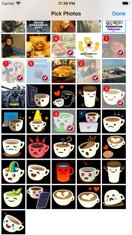 MyStickers screenshot-2