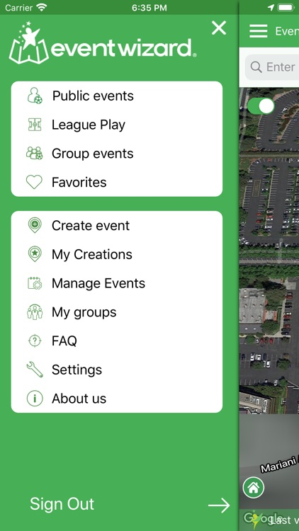 Event Wizard AR screenshot-0