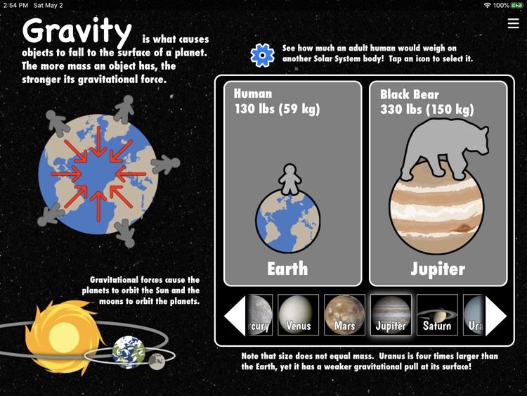 Interactive Minds Solar System screenshot-7