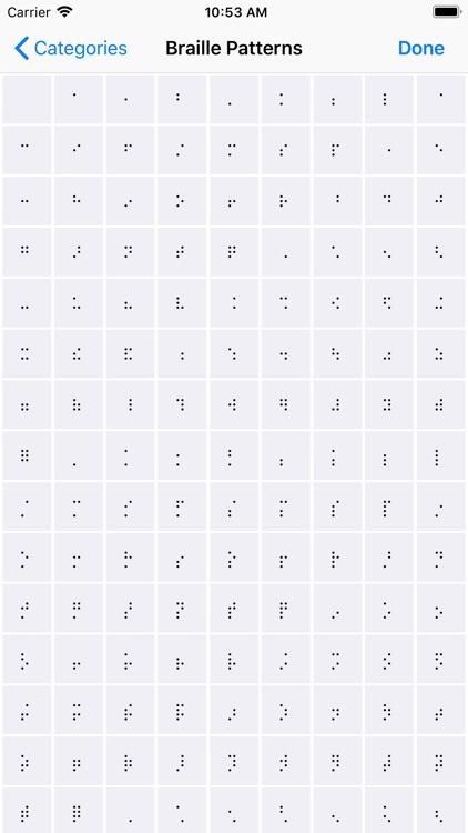 kSymbol - Symbol Keyboard screenshot-6